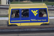 Statistics show more people at WVU are using mass transit -like the PRT and buses- to get around campus and the city. University officials encourage not only the University community, but the general public as well, to leave the driving to someone else.