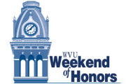 WVU will recognize exceptional students, faculty and staff during the annual Weekend of Honors, April 20-22. The highlight of the three-day event will be the Honors Convocation, on Friday night(April 20) at 7 p.m. in the Mountainlair ballrooms. The event