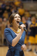 "Reigning Mountaineer Idol Kasey Hott (pictured) and Nick Bartic are hosting ""Mountaineer Idol Gives Back\"" at 9 p.m. Friday (Oct. 19) in the Metropolitan Theatre on High Street. The event benefits Jessi\'s Pals, a program that collects stu"