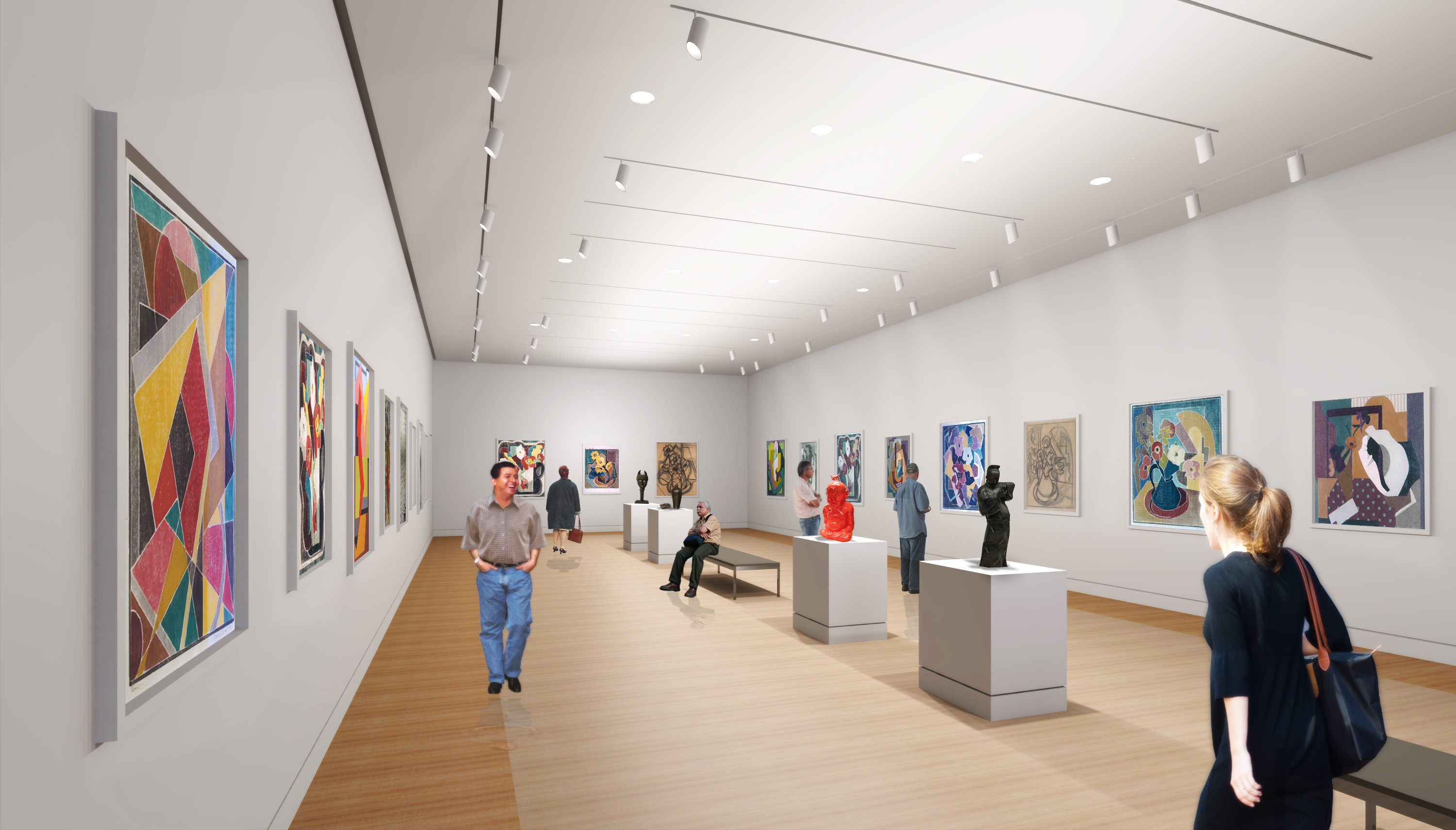 difference between museum and gallery Is there still a distinction between the museum and the art gallery over the last 10-15 years, the lines between institutions and about 20 percent of the works are available for sale, but schimmel says there are other key differences between the new commercial museums and public institutions.
