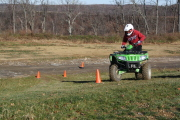 ATV safety training at  Mingo Central High School