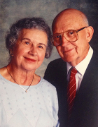 Hazel and John Sutton