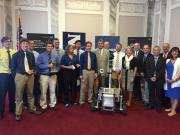 Robotics Team - Capitol Hill Ceremony
