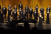 WVU choral group