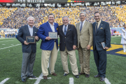 WVU 2016 alumni awards presentation